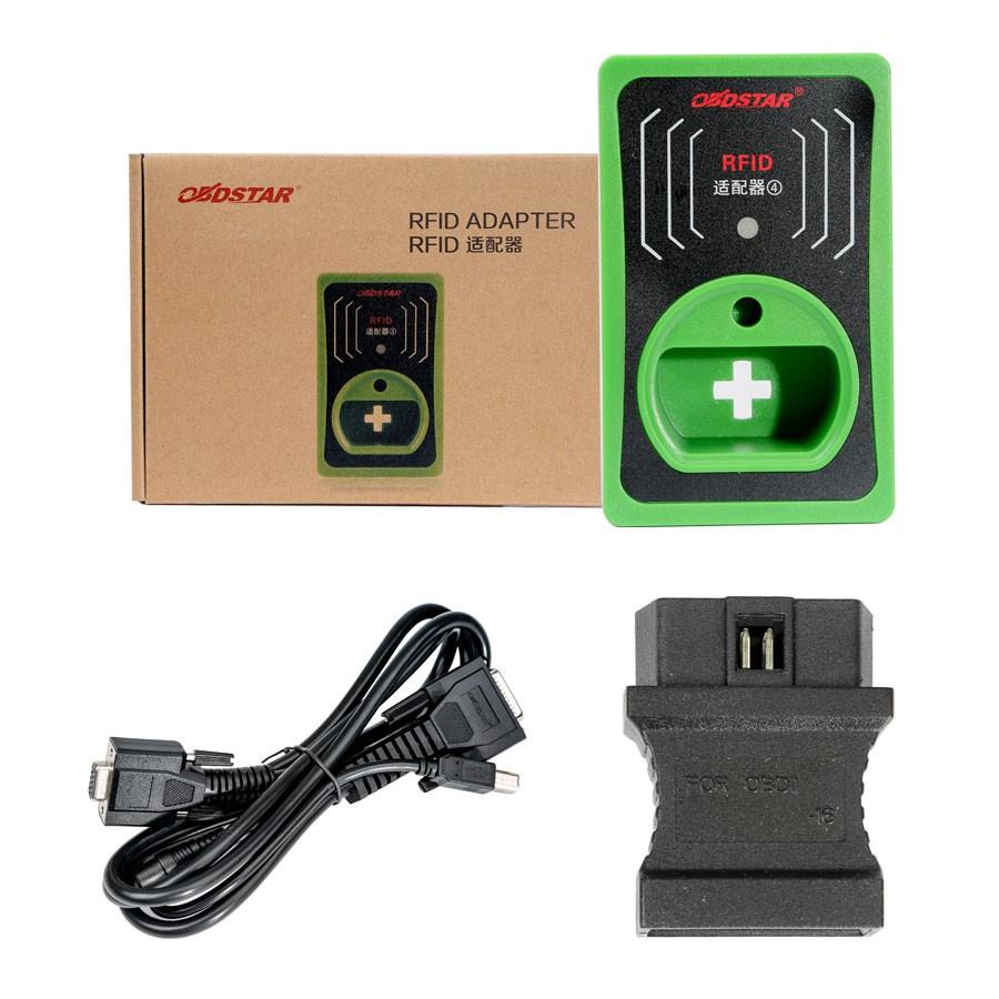 OBDSTAR RFID Adapter Full Set