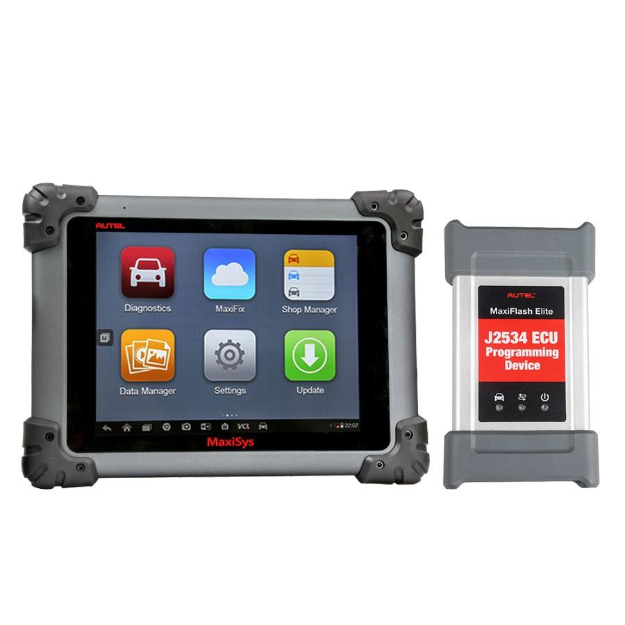 Autel MaxiSys Pro MS908P Main Unit