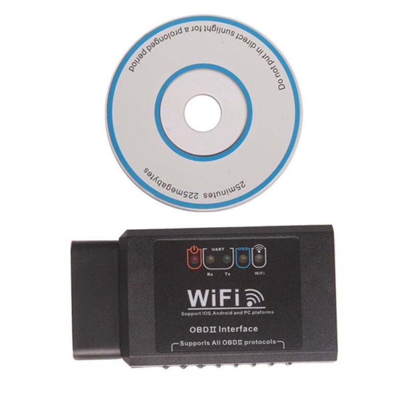 ELM327 Wifi OBDII Code reader