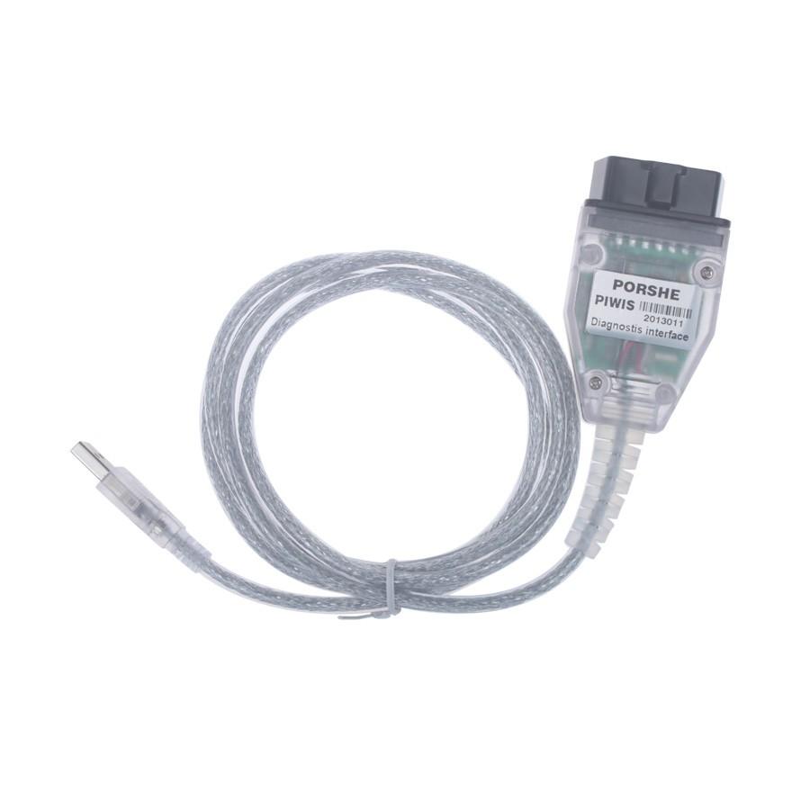 Piwis Cable For Porsche High Quality Diagnostic Tool