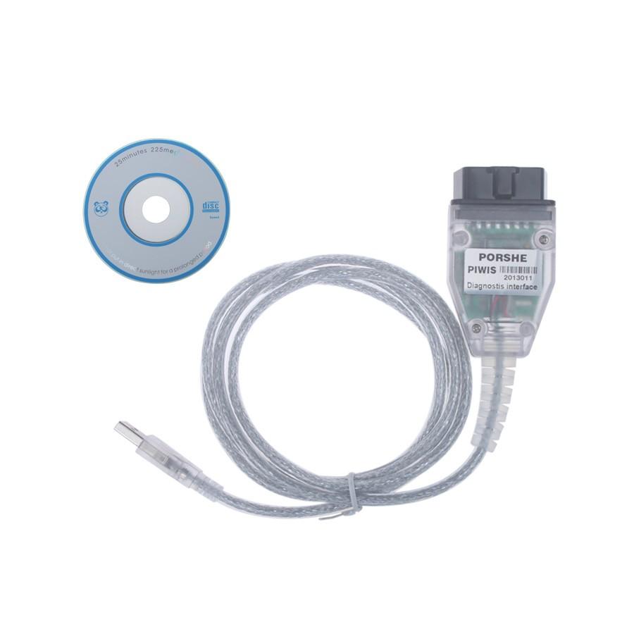 Piwis Cable For Porsche
