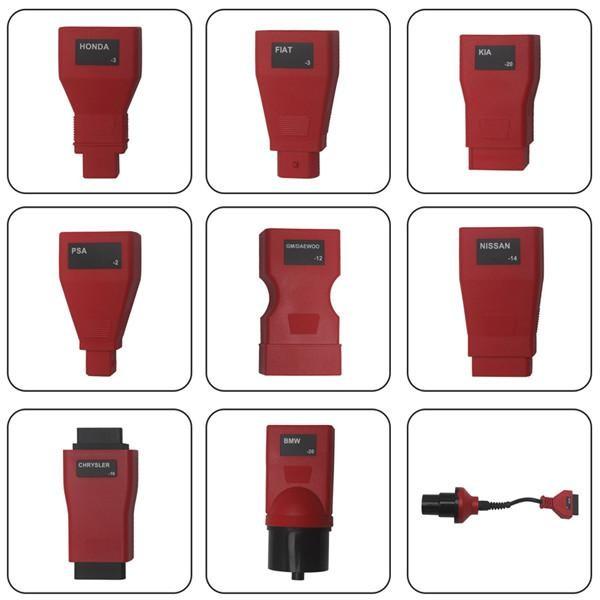 Autel MaxiSys Pro Adaptors