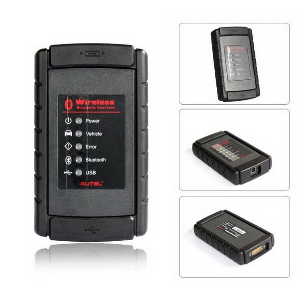 Autel MaxiSys MS908 Wireless Interface