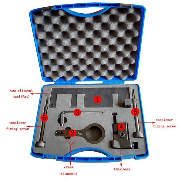 New Arrival Timing Tool Camshaft Alignment Kit For BMW S63