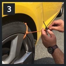 ZipClipGo Emergency Traction Aid