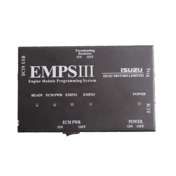 Isuzu EMPSIII Truck Scanner Interface