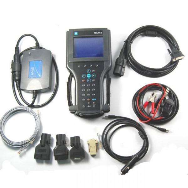 GM Tech2 Packing List