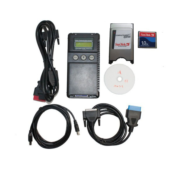 Mitsubishi MUT 3 Diagnostic and Programming Tool