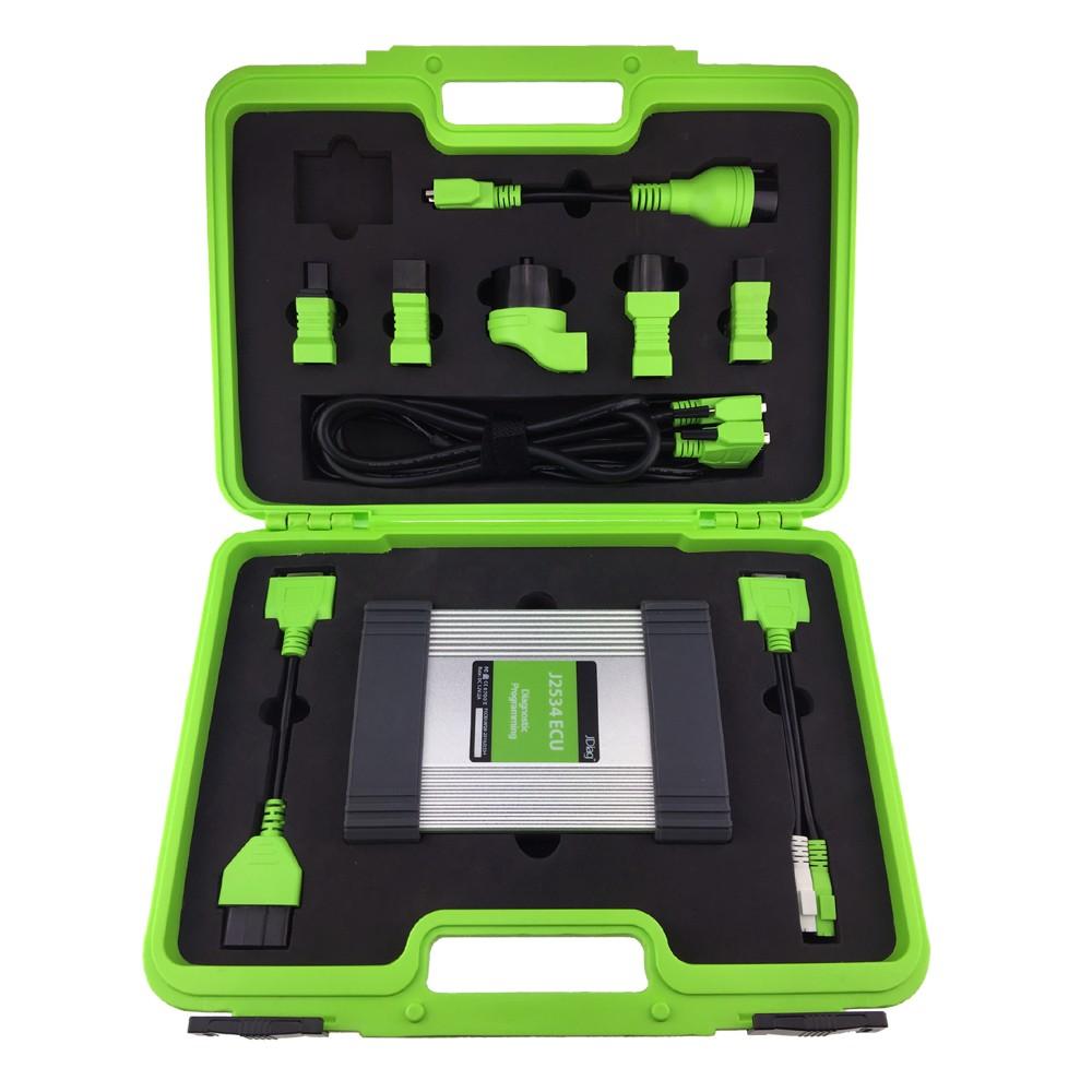 JDiag Elite J2534 ECU Tools Full Kit
