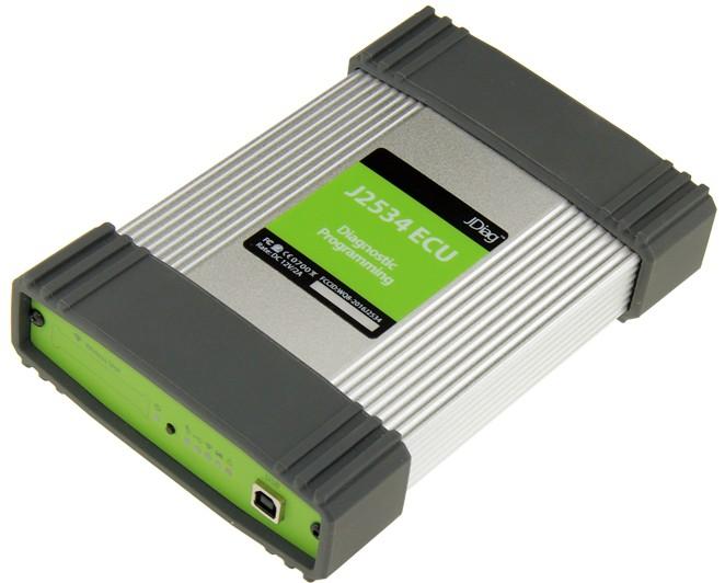 JDiag Elite J2534 Wireless VCI Interface