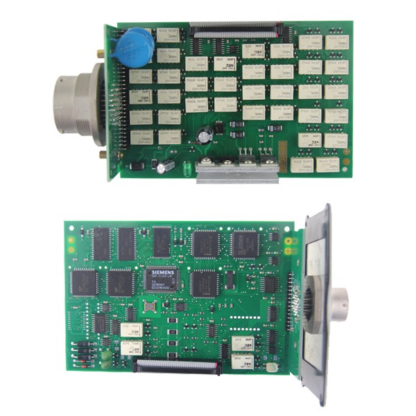 MB Star Compact 3 PCB Board