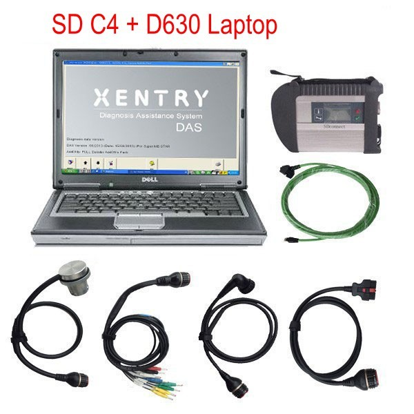 SD Connect4 Wifi With Dell D630 Laptop