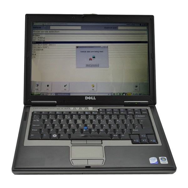 Dell D630 Laptop For SD Connect4 Wifi