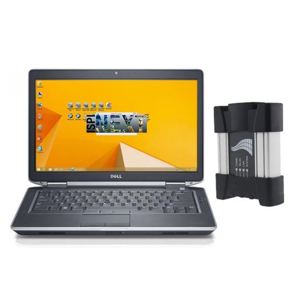 WIFI BMW ICOM NEXT plus Dell Laptop E6430